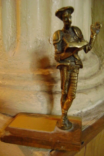 bronce de don quijote