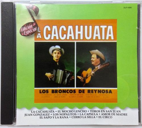 broncos de reynosa cd la cacahuata original 2002 como nuevo