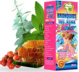 bronquios junior natural plus ext x 500ml