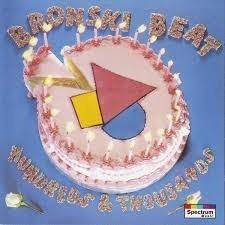 bronski beat hundreds & thousands cd importado new en stock
