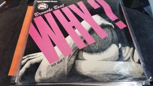 bronski beat why vinilo maxi extended temazo