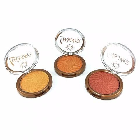 bronzeador luminous bronzer luisance - cores a  b c