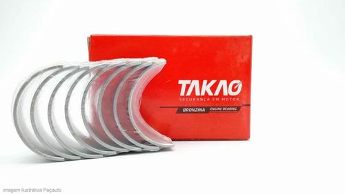 bronzina de biela para dodge gasolina dakota 2.5 8v