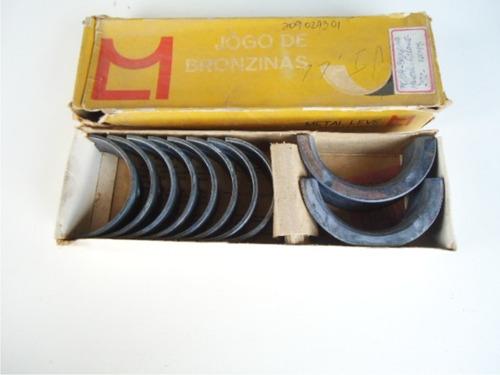 bronzina de mancal ford -1,50 motor 272 e 292-  210-02a3a5