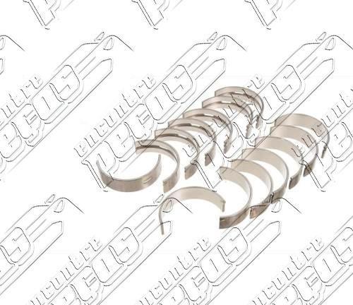 bronzina de mancal mercedes c208 / a208 clk200, clk230