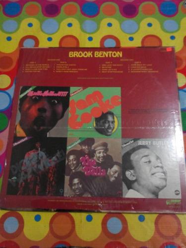 brook benton lp album doble. importado u.s.a.