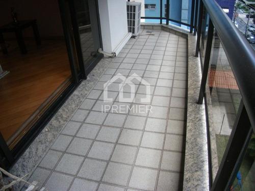 brooklin, 120m2, terraço, 2 vagas! - ip12673