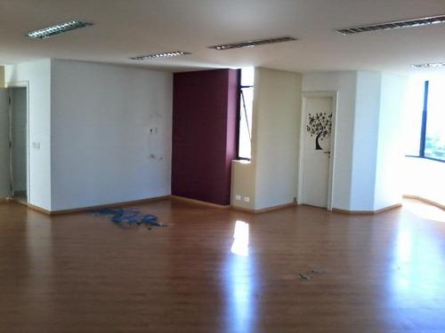 brooklin - 139 m2 - conjunto comercial - geraldo flausino - cj1518
