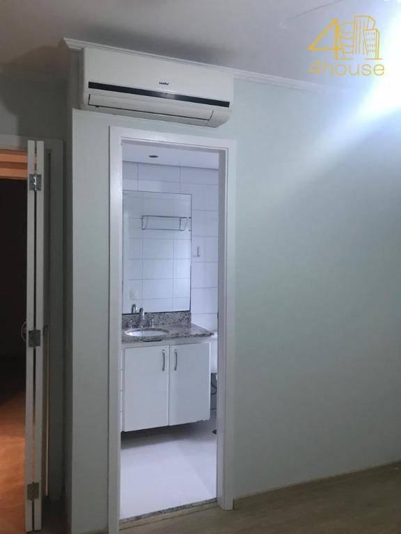 brooklin humanari alto padrão 3dorm. 1 suite 2 vagas - ap0201