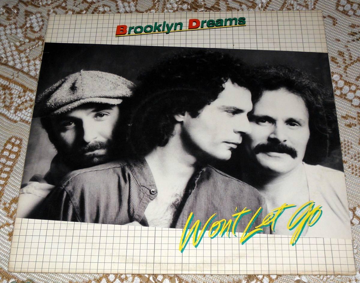 Brooklyn Dreams Won't Let Go Disco Lp De Vinilo Usa - $ 230,00
