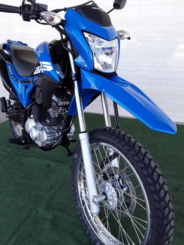 bros 160 esdd completa - flex - freios cbs - painel digital