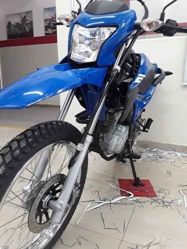 bros 160 esdd flex freios cbs disco dianteiro/trazeiro