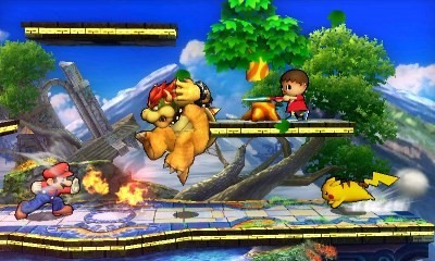 bros. 3ds super smash