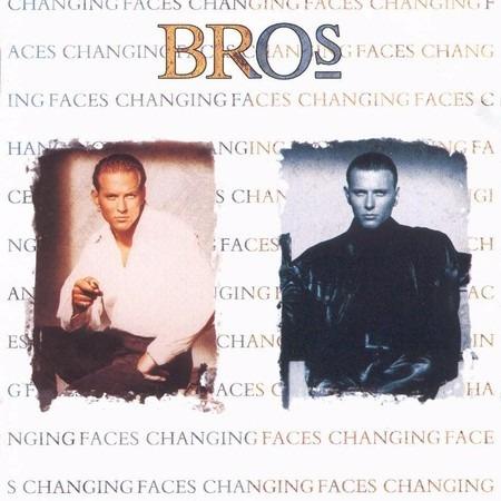 bros - changing faces cd importado descatalogado impecable