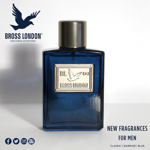 bross london blue perfume edt 100ml exclusive outfitters