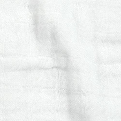 brotes verdes muselina baberos hechos de algodon organico bl