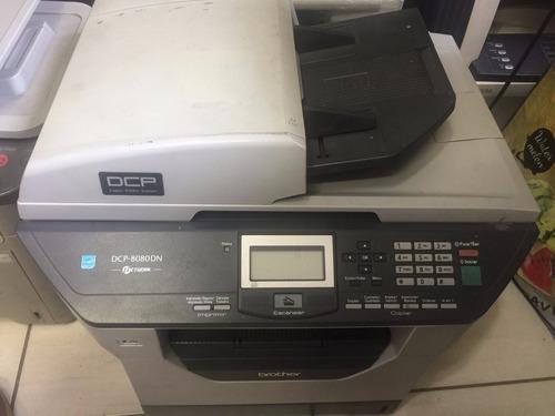 brother dcp 8080 dn para ser usada como copiadora revisada
