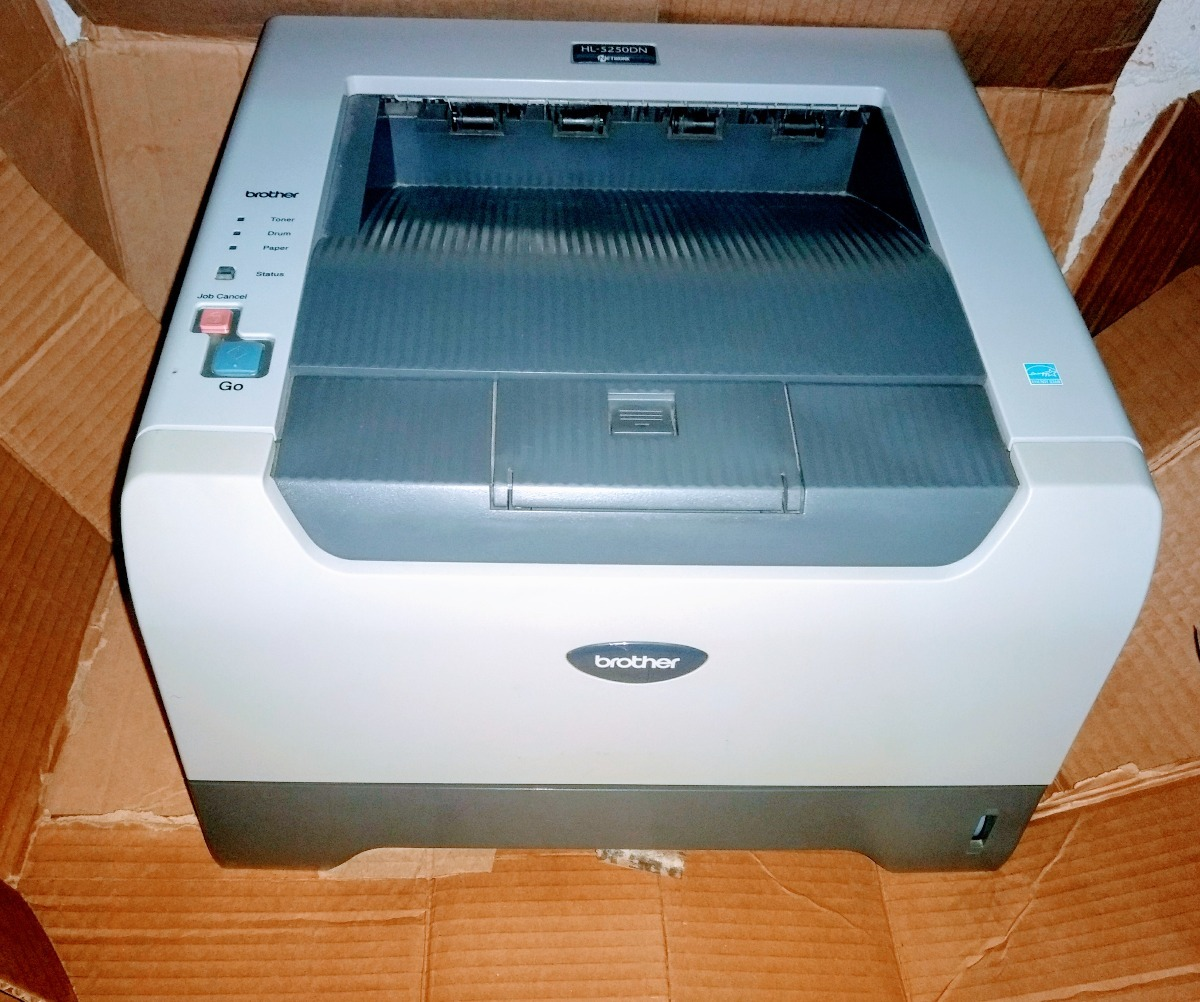 DRIVERS UPDATE: BROTHER PRINTER HL5250DN