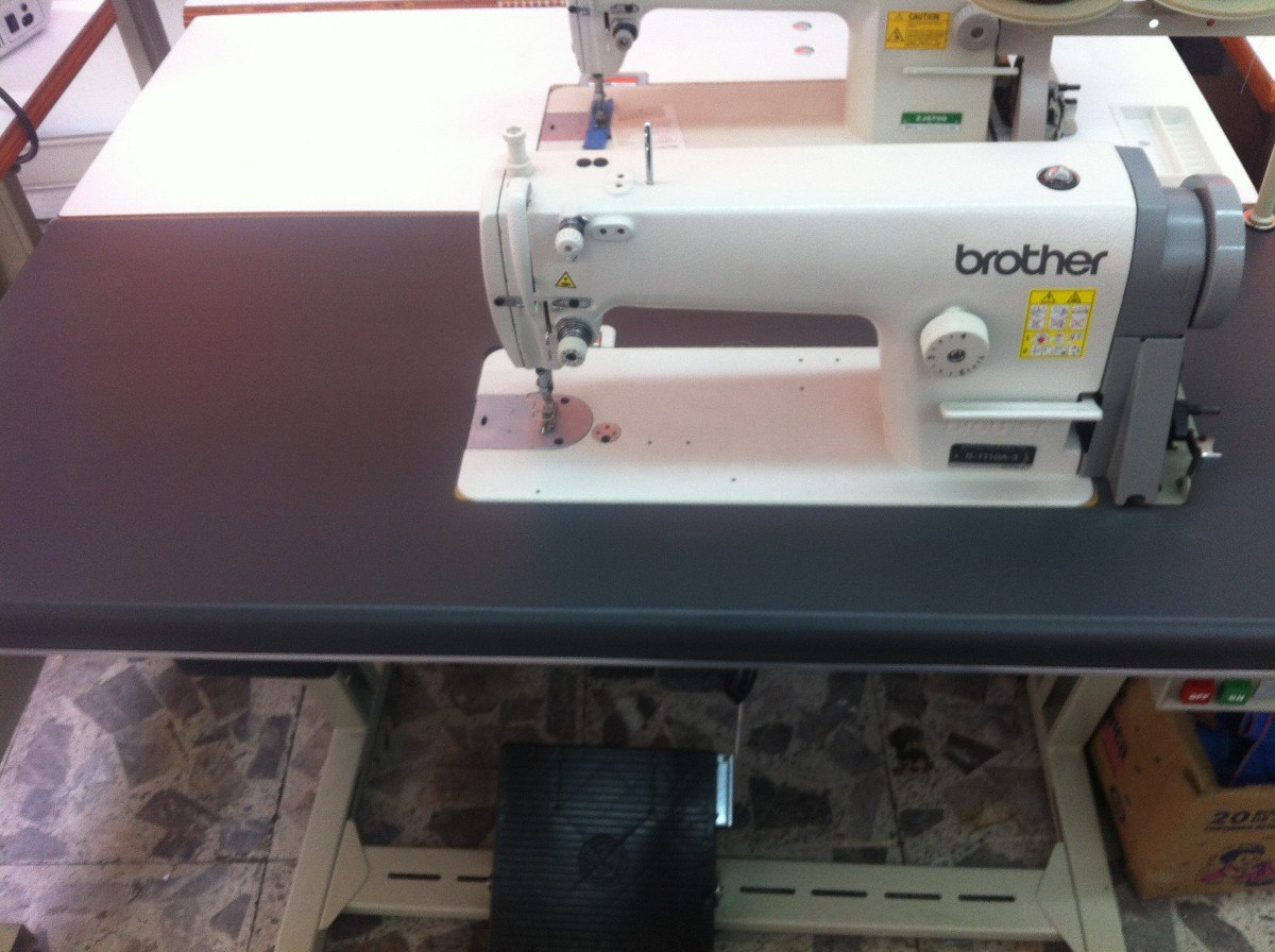Brother Recta Industrial S-1110a - $ 13,300.00 en Mercado