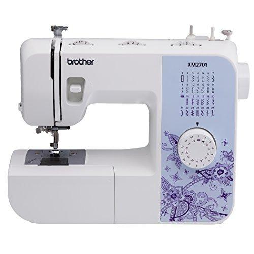 brother xm2701 ligero, máquina de coser con todas las funcio