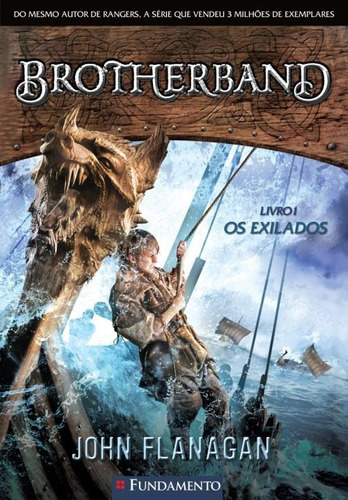brotherband do volume 1 ao 5 - john flanagan