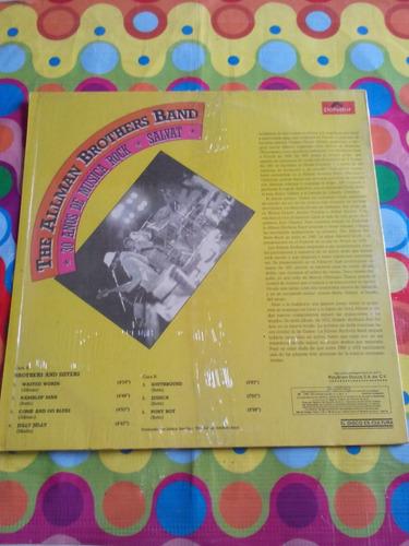 brothers and sisters lp 30 años de musica rock salvat  1973