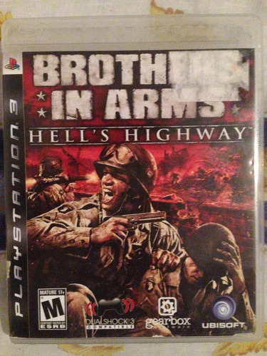 brothers in arms hells highway ps3