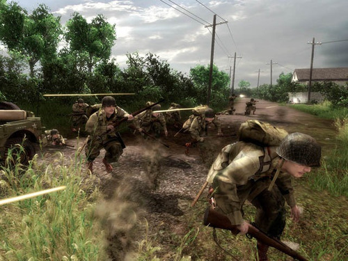 brothers in arms ps2. envios a todo chile .