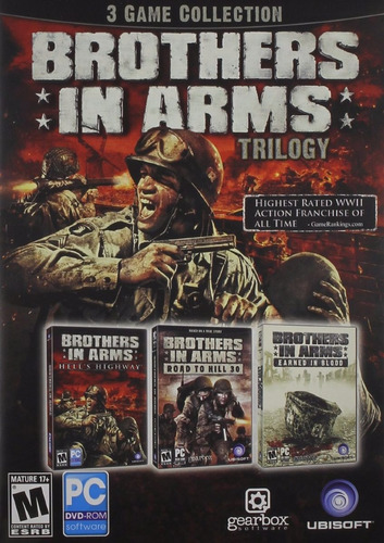 brothers in arms trilogy: del infierno carretera / camino a