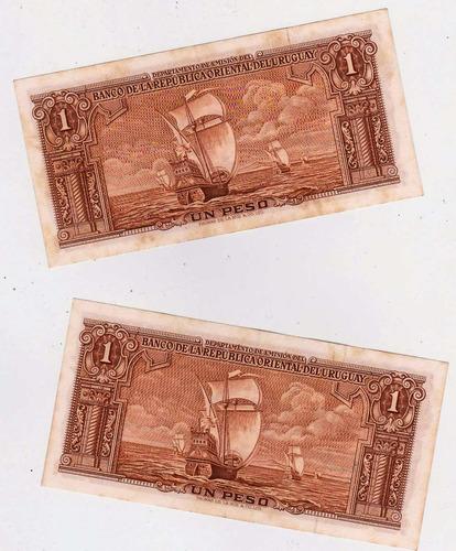 brou 1 peso (1939) variante difícil 10.iii.24 nº alto