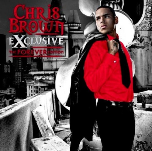 brown chris exclusive forever importado cd + dvd nuevo