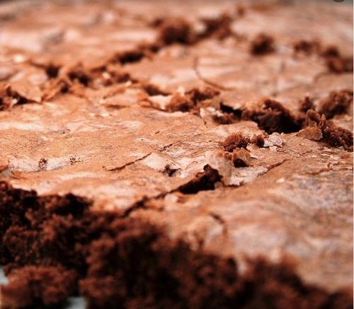 brownie gourmet artesanal 1300gr /20 porciones horneo diario