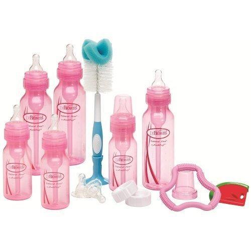 browns dr. pink bottle norma gift set