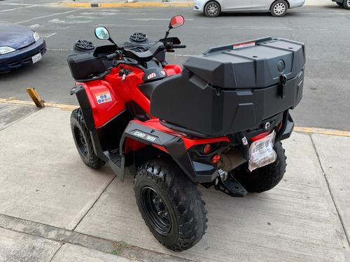 brp can am outlander 450cc 2018