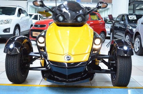 brp can-am spyder rs - 2009