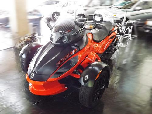 brp can-am spyder rs-s 2012 vermelho abs - motoscom