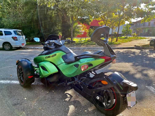brp can am spyder rss 998 (automático)