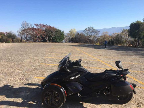 brp can am spyder st limited