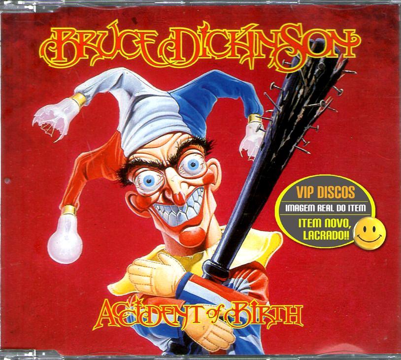 cds bruce dickinson