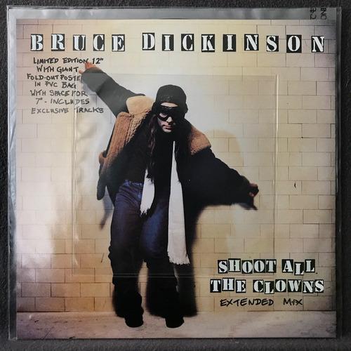 bruce dickinson maxi shoot all the clowns iron maiden