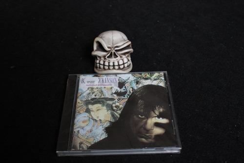 bruce dickinson tattooed millionaire importado novo cd  !!!!