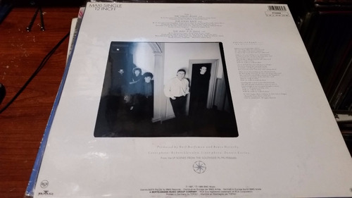 bruce hornsby & the range the valley road vinilo maxi