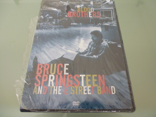 bruce springsteen / blood brothers / dvd / nuevo /