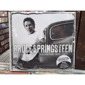 Bruce Springsteen Collection 1973-2012 Cd  Lacrado Frete 15,