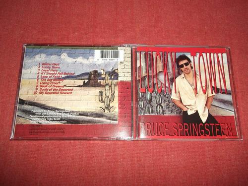 bruce springsteen - lucky town cd usa ed 1992 mdisk
