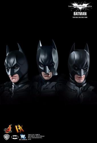 bruce wayne (batman the dark knight rises) hot toys