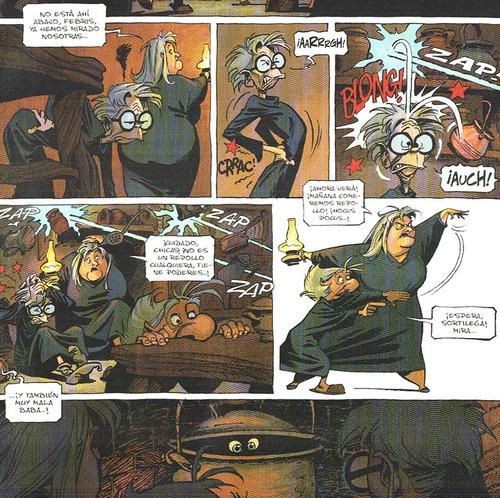 brujeando 1 - brujas - magos - similar hotel transilvania