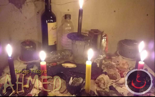 brujo negro ahmed,magia poderosa -pactos demoníacos antiguos
