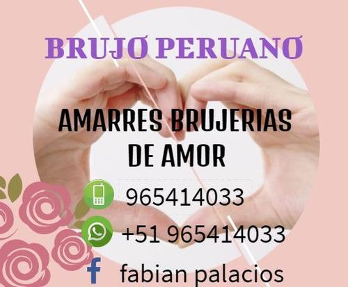brujo peruano, realizo uniones de parejas
