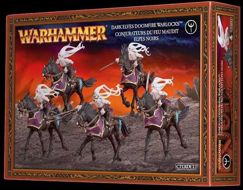brujos fuego letal elfos oscuros warhammer age of sigmar